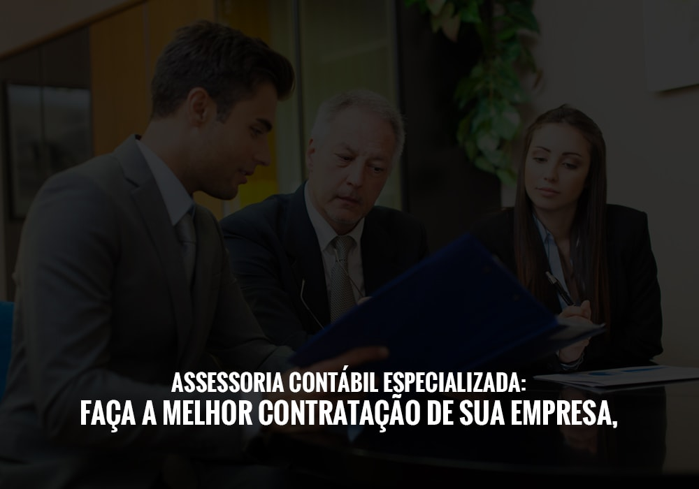 Assessoria Contábil Especializada